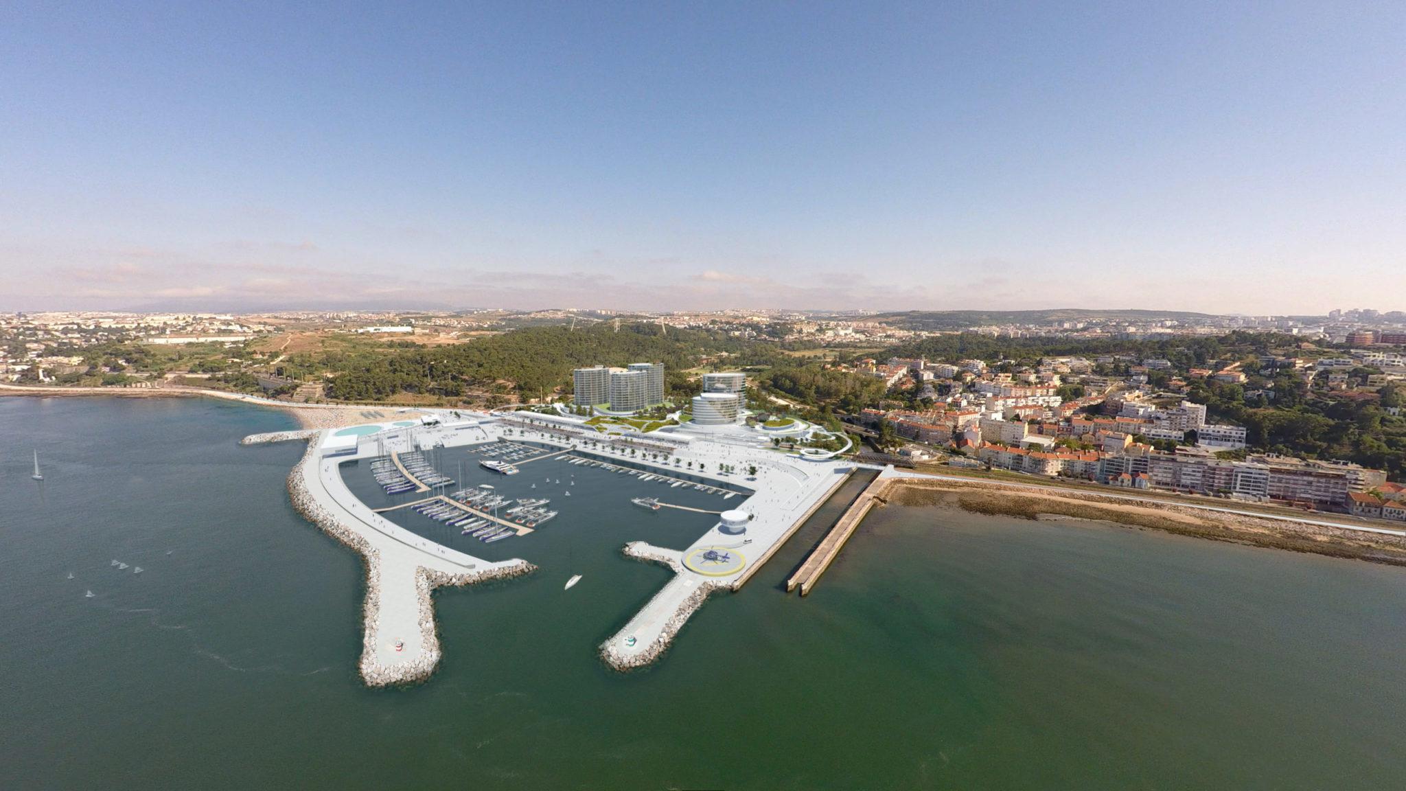 projecto porto cruz
